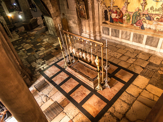 Tour of Israel and Holy Sepulchre